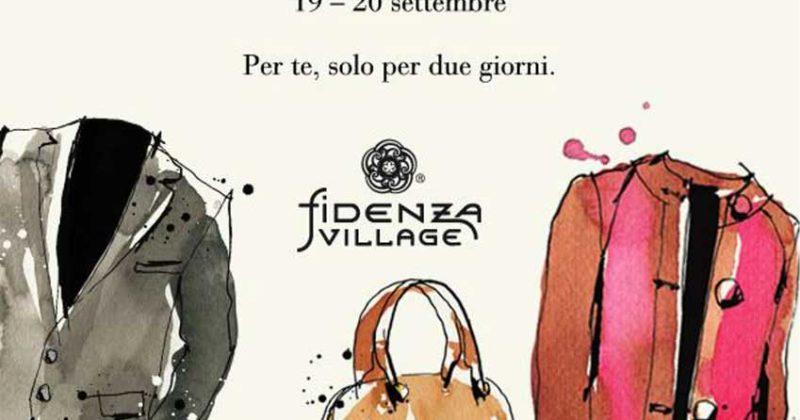 Corporate Days al Fidenza Village 19 e 20 settembre