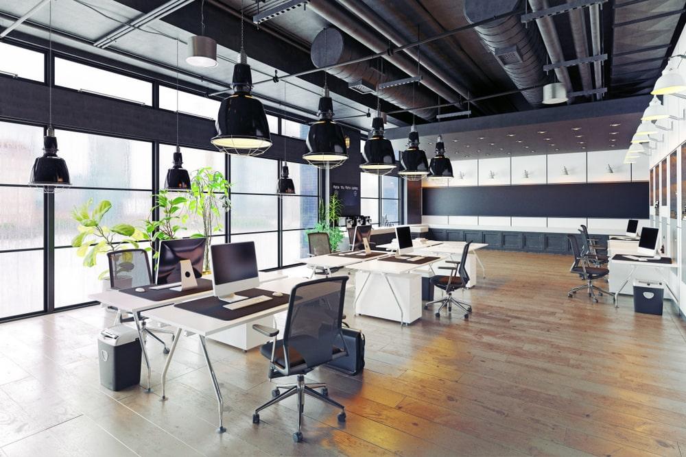 Temporary office Parma
